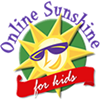 Online Sunshine for Kids Logo